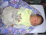 GÁBINKA MATĚCHOVÁ Předmikulášský dárek dostali manželé Jitka a Zdeněk Matěchovi z Mýta. V pátek 1. prosince se jim v Hořovicích narodila dcerka Gabriela, která přišla na svět s pěknou váhou 4,22 kg a mírou 52 cm. Z Gábinky se raduje bráška Tomášek (3,5).