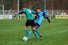FC Rokycany porazily Holýšov 3:0.