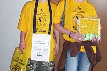 Na výzvu hlavního organizátora Ligy proti rakovině zareagovalo rovněž Občanské sdružení Pionýr Hrádek.