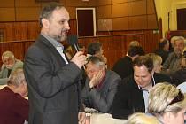 Jednání zástupců měst a obcí Rokycanska s představiteli Plzeňského Kraje - Hrádek, 2.4.2019