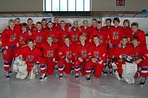 Série tří mezistátních zápasů Česká republika–Rusko startuje dnes v Rokycanech.