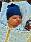 Adam Košař se narodil 31. října ve 20:57 mamince Andree a tatínkovi Michalovi z Rokycan. Po příchodu na svět v plzeňské FN vážil jejich prvorozený synek 4140 gramů a měřil 53 cm.