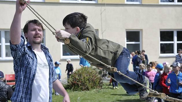 Den Země v Domě dětí a mládeže v Rokycanech (22. duben 2015)