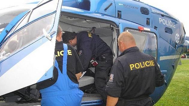 Na Rokycansku se uskutečnilo bezpečnostní opatření zaměřené zejména na motocyklisty a řidiče čtyřkolek