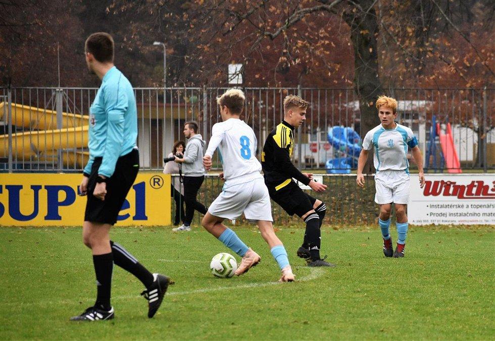 FC Rokycany - Viktoria Žižkov 1:14 (0:9)