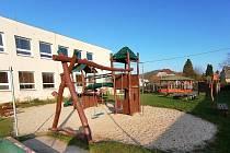Revitalizace zahrady mateřské školy ve Volduchách