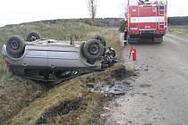 Nehoda u Mýta.