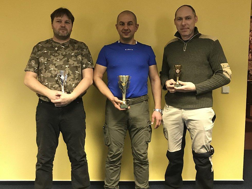Trojice medailistů dorazila na čtrnáctý ročník Sladovna Cupu do Mýta ze sousedních okresů.