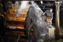 Vodní hamr v Dobřívě na Rokycansku je otevřený po rekonstrukci.