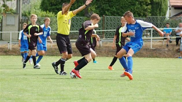 Fotbalové naděje FC Rokycany vyrazily do Příkosic.