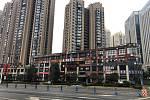 Obrázek vylidněných čínských měst