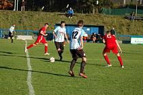 SKP Rapid Sport Plzeň - FC Rokycany B