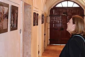 Fotografie z výstav v Radnicích