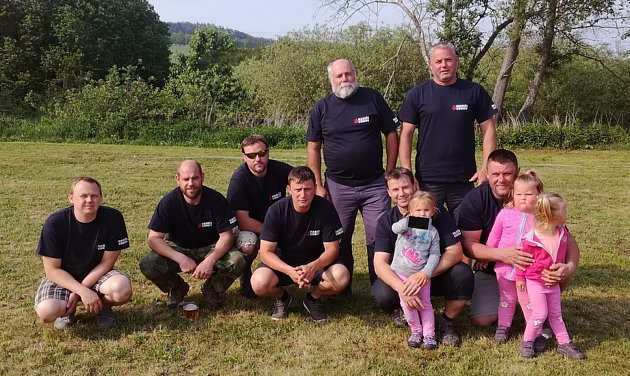 Cekovští hasiči vyhráli doma okrskovou soutěž.