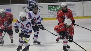 Hokejový potěr z Rokycan