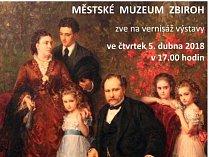 Muzeum zve na výstavu.
