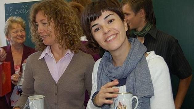 Malotřídku v Cheznovicích přivítali v rámci projektu Báječná voda návštěvníky z Turecka, Anglie a Španělska