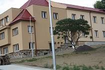 Vila u rokycanské nemocnice čeká na nájemníky