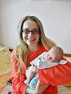JINDŘIŠKA KOŽENÁ se narodila 8. dubna ve 22:06 mamince Jidřišce a tatínkovi Karlovi z Rokycan. Po příchodu na svět v plzeňské fakultní nemocnici vážila jejich prvorozená dcerka 2860 gramů a měřila 47 centimetrů.