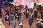 Myslivecký ples v Rokycanech