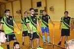 Přípravný zápas florbalistů FBC Rokycany