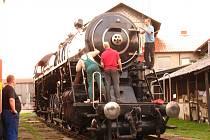 V sobotu sice parní lokomotiva Šlechtična s vagonky zamíří z Nezvěstic do Nepomuka a zpět, ovšem poté se ještě vydá do Šťáhlav.