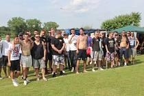 Pouťový turnaj v Kařezu