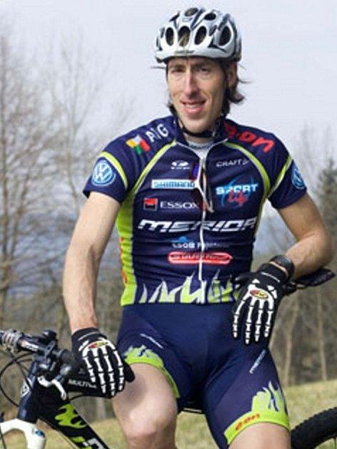 Do Novoročního výběhu a výšlapu na Žďár zbývají čtyři dny. Na překonání traťového rekordu si troufá i Milan Spěšný, reprezentant na horských kolech.