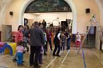 Sokolské oslavy v Kařezu