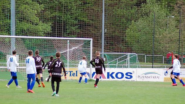 FC Rokycany - Okula Nýrsko 11:0  (6:0)