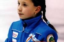 Šikovná rokycanská krasobruslařka Lucka Zemanová má za sebou výtečnou sezonu. Dvakrát se dostala na stupni vítězů.