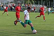 Radnice hrály se záložním týmem Rokycan nerozhodně 3:3.