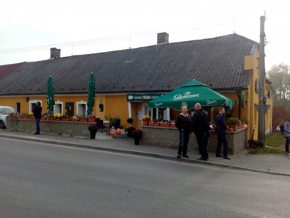 V Břasích čekají na prezidenta.