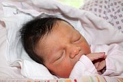 ELIŠKA PAVLÍČKOVÁ z Břas se narodila 24. dubna ve 13:09 hodin. Maminka Kristýna a tatínek Václav věděli dopředu, že jim k prvorozené dceři Nikolce (8 let) přibude druhá slečna. Malá Eliška vážila 3190 gramů, měřila 53 cm. Tatínek byl na sále pomáhat.