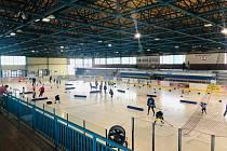 Hokejový kemp v Rokycanech
