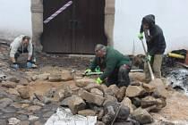 Práce na rekonstrukci historické památky jdou do finiše
