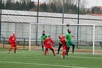 FC Rokycany - FK Holýšov 1:1.
