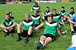 Začátek přípravy FC Rokycany - první trénink