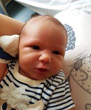 MAX ŠUSTR z Rokycan se narodil 25. ledna, jedenáct minut po osmé ráno, v porodnici v Hořovicích. Rodiče Mirka a Martin Šustrovi věděli dopředu, že jejich prvorozené dítě bude chlapeček a moc se na něj těšili. Malý Maxík měl míry 4090 g a 52 cm.