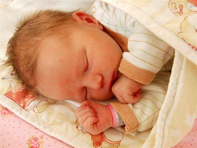 Anna Procházková z Kyšic se narodila 23. listopadu brzy ráno, ve 4 hodiny a 47 minut. Maminka Jaroslava věděla dopředu, že její první dítě bude holčička. Anička vážila při narození 3150 gramů, měřila 49 centimetrů.