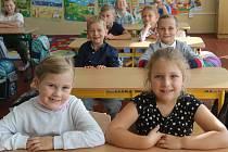 V Hrádku je přihlášeno 224 školáků. Prvňáčci obsadili jednu třídu. Je jich dvaadvacet