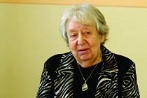 Helga Hošková Weissová.