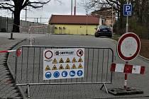 Nové parkoviště u vlakového nádraží