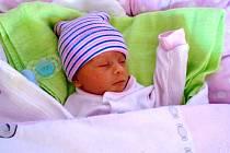 Pavlína Dicková z Rokycan přišla na svět 21. listopadu 2019 v 18:52 hodin. Holčička se narodila s mírami 2 250 gramů a 44 cm. S rodiči Petrou Balejovou a Pavlem Dickem se na miminko těšila i jejich prvorozená dcera Valérie.