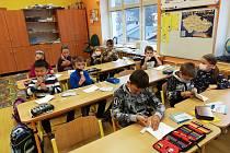 Ekologická škola v Dobřívě nezahálí...