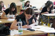Studenti Střední odborné školy Rokycany se potýkali s praktickou maturitní zkouškou.