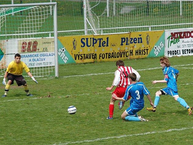 Žádné drama nepřipustili v sobotním divizním zápase mladší dorostenci FC Rokycany. Porazili Prazdroj Plzeň 3:1.