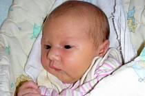 Terezka KNAPPOVÁ ze Svojkovic se narodila 28. září v porodnici v Hořovicích. Prvorozená dcera manželů Jany a Martina vážila při narození 2990 gramů, měřila 51 cm.