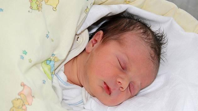 Patrik ROULE z Rokycan se narodil 30. srpna v porodnici v Hořovicích. Přišel na svět třicet minut po půlnoci. Jeho porodní váha činila 3100 gramů, měřil rovných 50 cm.