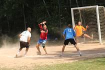 Házenkářský turnaj v Hromnicích